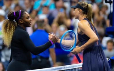 Sharapova vows to bounce back after early US Open exit