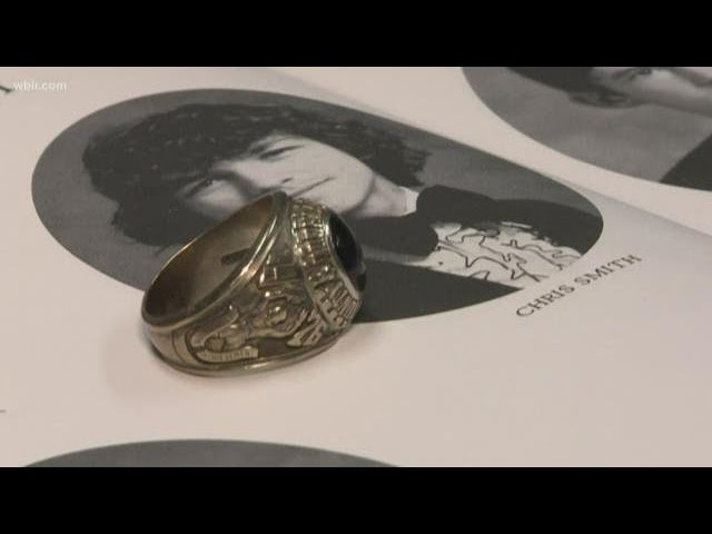 Man recovers class ring 43 years after losing it
