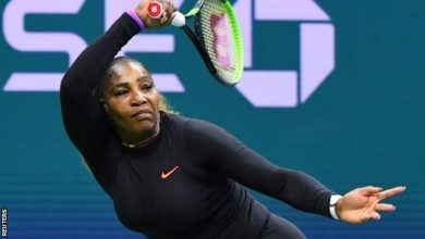 Photo of Serena blows out Sharapova in first US Open meeting