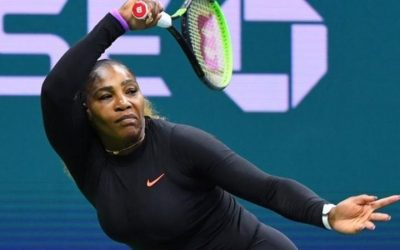 Serena blows out Sharapova in first US Open meeting
