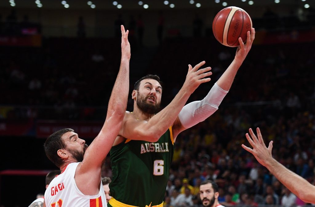 FIBA to probe Australia's Bogut for World Cup rant