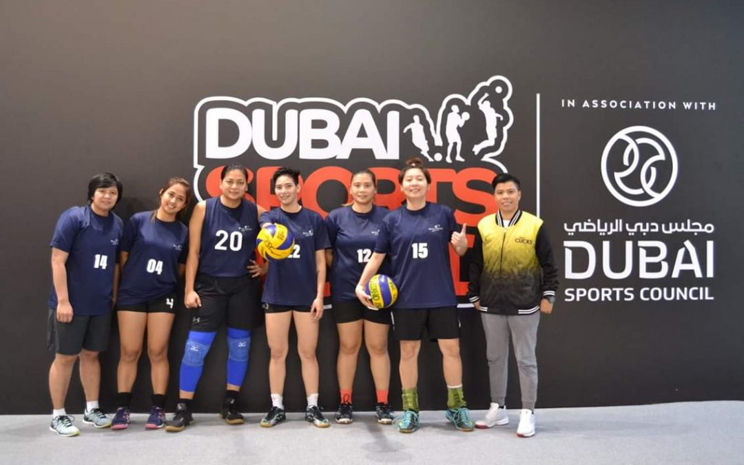 Royal Brunei Airlines takes 1st runner up, DXB Balibolistas hailed champions at Centerline Volleyball Academy tournament
