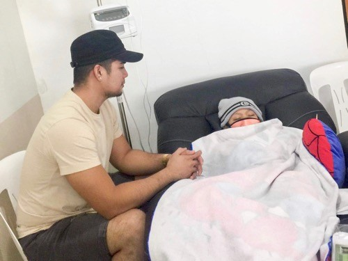 OFW organizes fundraising concert for son's cancer treatment