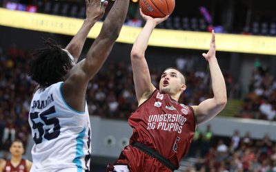 UP, UST survive OT thrillers in UAAP men's caging
