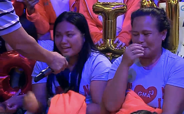 'Ganyan kahirap ang buhay': Willie Revillame commends sacrifices of two Pinay domestic helpers bound for Saudi