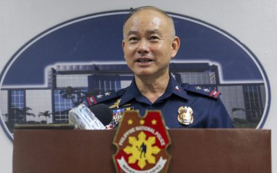 PNP Chief: Police stations may be targeted by suicide bombers