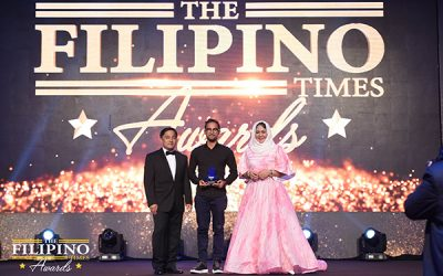 Filipino sand artist gains international recognition after TFT Awards win