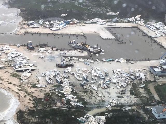 Efforts to locate Filipinos in Abaco Islands and other neighboring islands in the Bahamas hit by Hurricane Dorian still continue