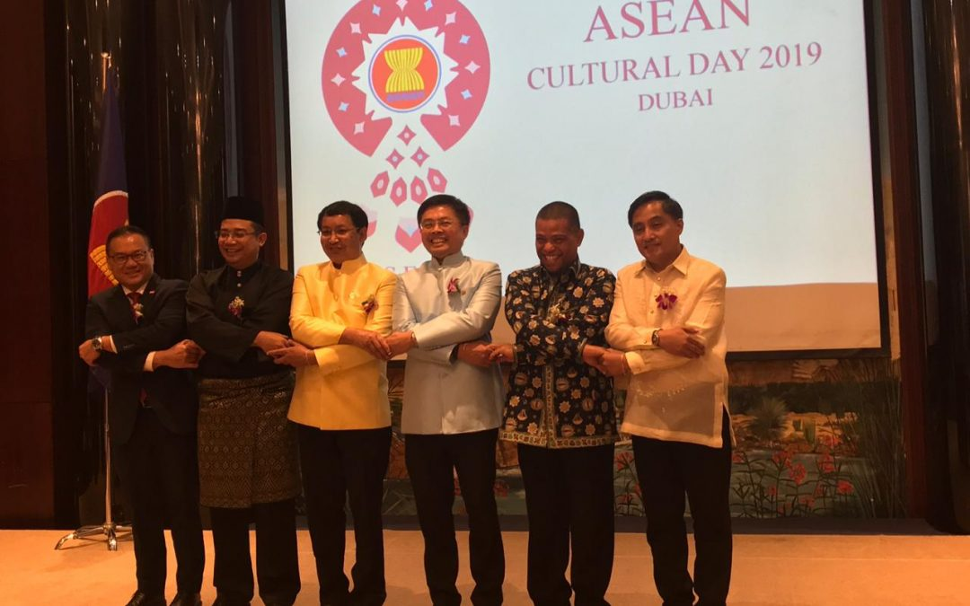 LOOK: Diplomats, communities gather for ASEAN Cultural Night