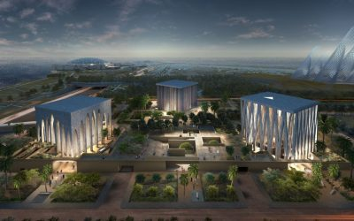 LOOK: Design for Abu Dhabi's 'Abrahamic Family House' unveiled