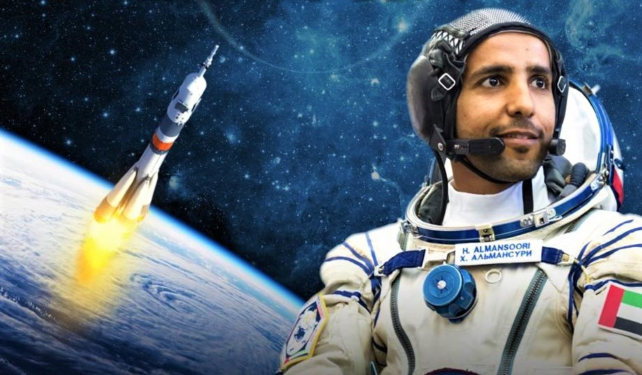 UAE propels first Emirati astronaut into space, history today