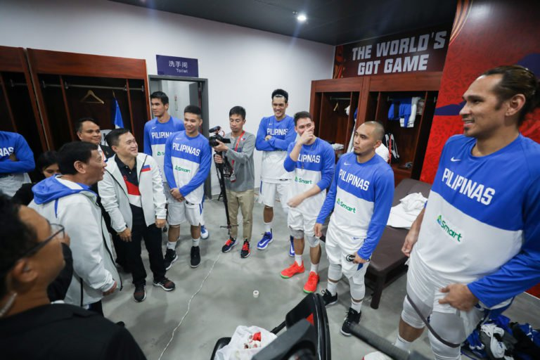 """Palace: Gilas showed """"grit and passion"""" in 46-point loss to Italy"""