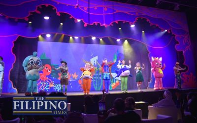 Kids, families thrilled with fun-filled activities at Pink Fong Baby Shark Live Musical