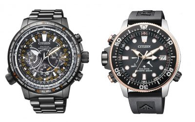Citizen launches 30th anniversary Promaster limited edition collection