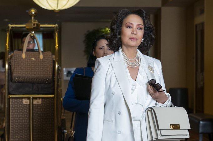 LOOK: Miss Universe 1969 Gloria Diaz part of Netflix series 'Insatiable'