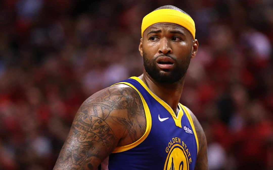 Lakers' Cousins faces arrest for threatening ex-girlfriend
