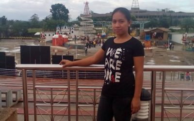 Remains of Filipina who died due to chemical burns in Taiwan back in PH