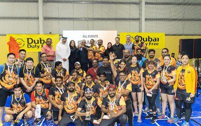 Inaugural Dubai Duty Free Summer SportsFest a resounding success