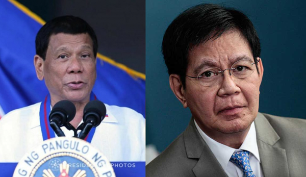 Lacson wants 'extraordinary powers' for Duterte to solve water crisis