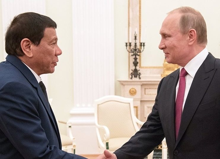 PH, Russia to forge labor deal during Duterte visit