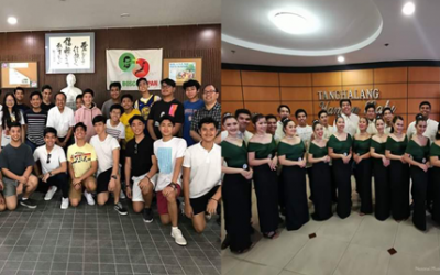 FEU and Don Bosco chorale groups to represent PH for Asia Choral Grand Prix 2021
