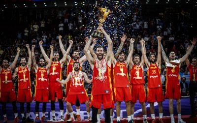 Spain bags FIBA World Cup 2019 crown