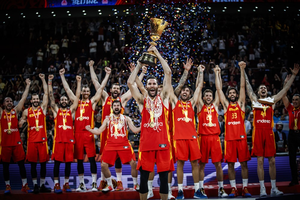 Spain bags FIBA World Cup 2019 crown