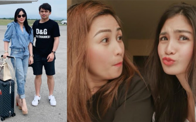 Jinkee Pacquiao snubbed by Heaven Peralejo's mother?