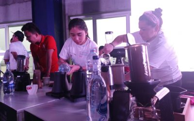HAPPENING NOW. 160 Pinoy baristas join UAE coffee showdown