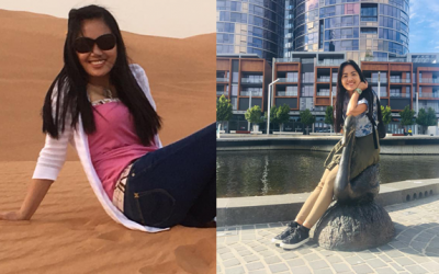 Pinay accountant from UAE fulfills dream of new beginnings at Perth, Australia