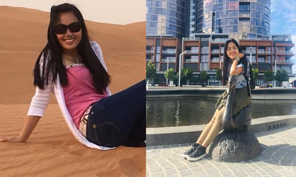 Pinay accountant from UAE fulfills dream of new beginnings at Perth, Australia