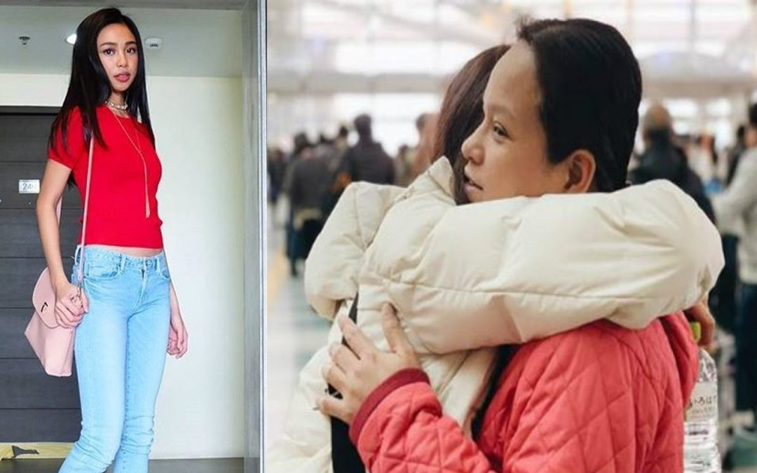 Maymay Entrata gives OFW mom a new house