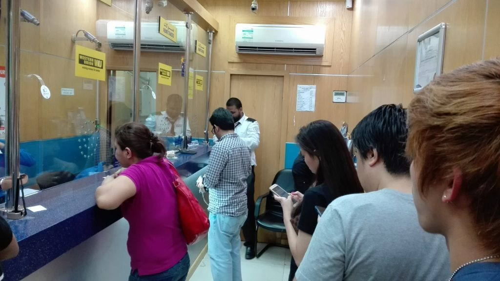 Bigger OFW remittances from UAE seen