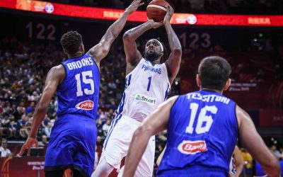 Gilas falls short vs. Angola in FIBA World Cup