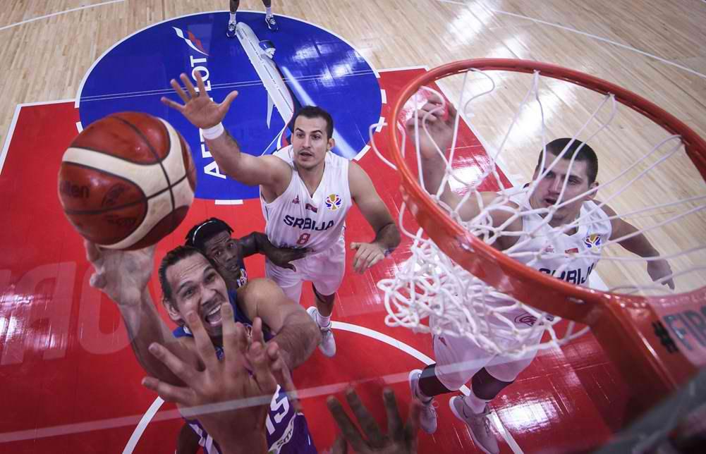 Gilas Pilipinas yields to Serbia