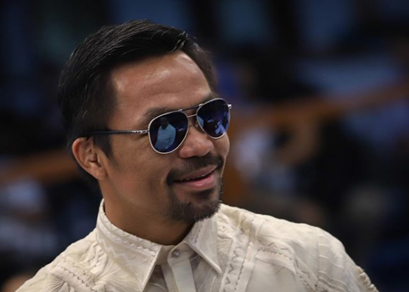 """Pacquiao launches own """"Pac"""" tokens"""