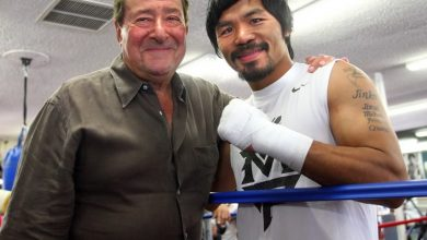 Photo of Top Rank's Arum wants Crawford to fight Spence, not Pacquiao