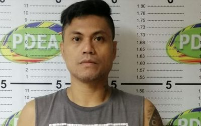 Former radio DJ 'Papa Tolits' caught in drug buy-bust