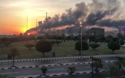 UAE condemns terrorist attack on two Saudi Aramco facilities