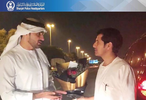 UAE police go extra mile to help tourist find missing ID