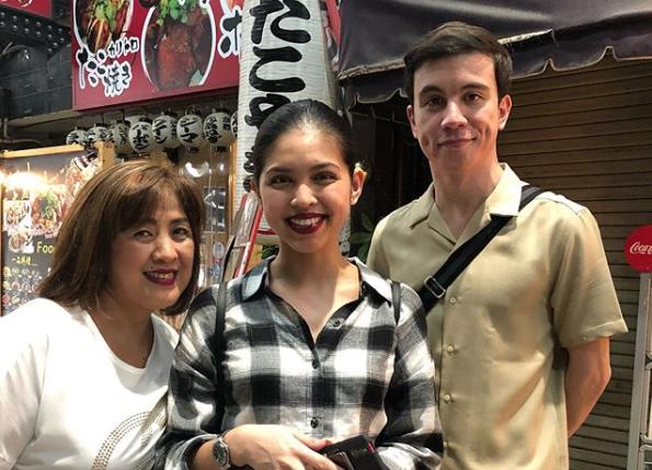 LOOK: Maine Mendoza, Arjo Atayde enjoy short Japan trip
