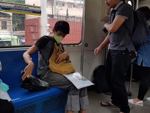 Man with leukemia gets help, donation from  train passengers