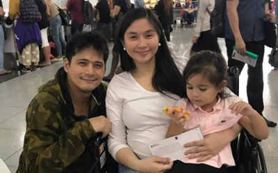 Mariel Rodriguez flies to U.S. to give birth to 2nd baby
