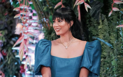 LOOK: Isabelle Daza wore Gloria Diaz's 1994 dress at ABS-CBN Ball 2019