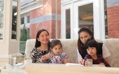 'PBB Sisters' Toni Gonzaga, Mariel Rodriguez reunite in New York City