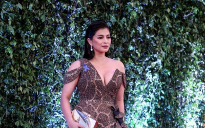 """""""Hindi libre' Angel Locsin reveals spending Php100K on last year's ball gown"""