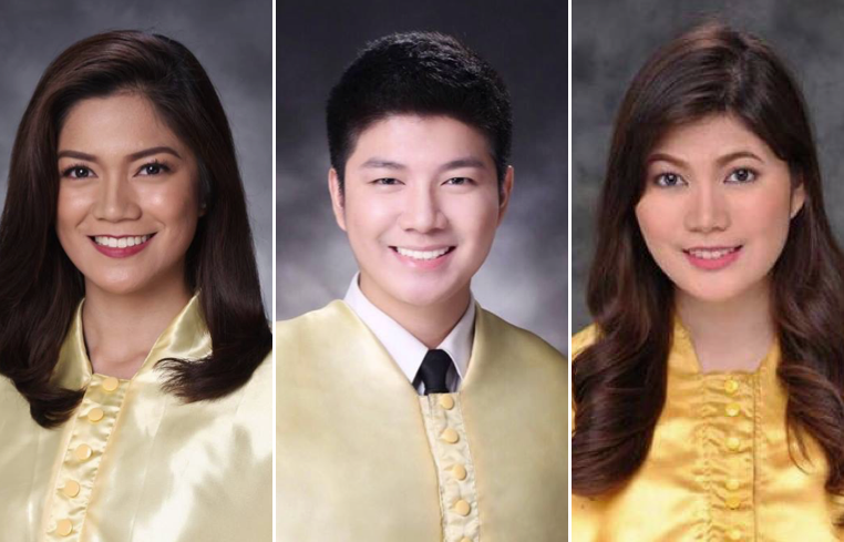 LOOK: Three siblings topnotchers in Physician licensure exams