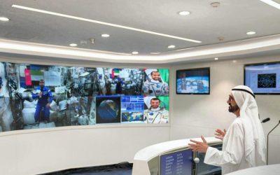 Sheikh Mohammed bin Rashid reveals Emirati astronaut's next mission