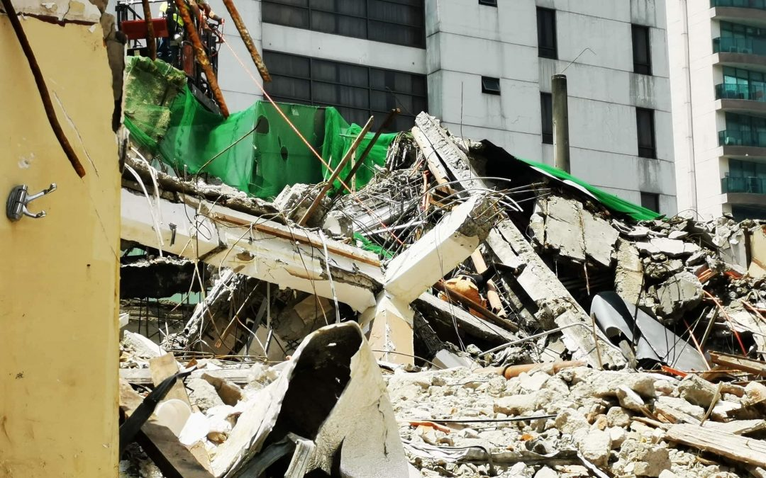 Duterte orders probe of fatal Sogo hotel collapse