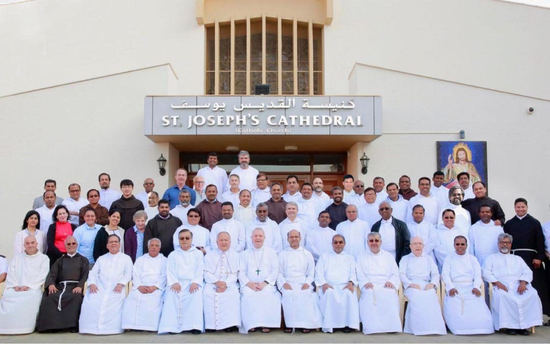 Abu Dhabi grants legal status to churches, temple